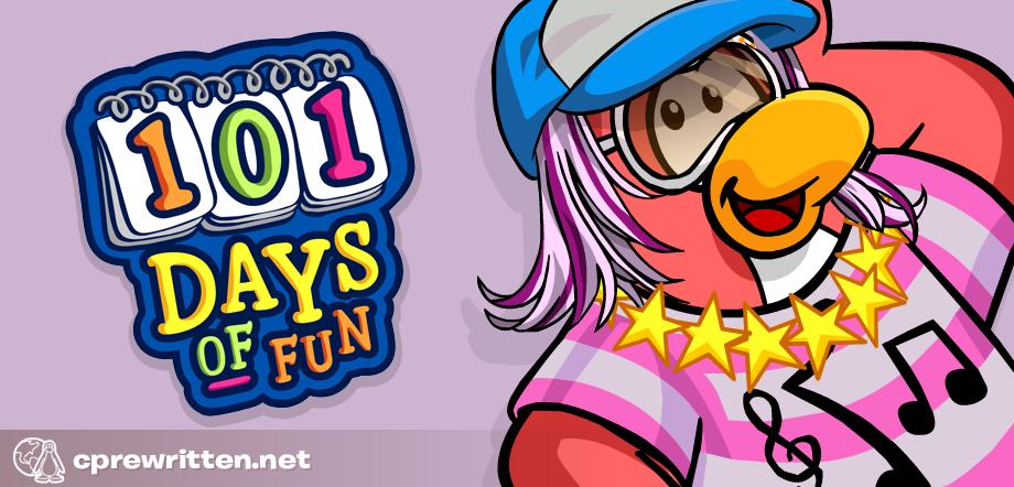 101 Days of Fun
