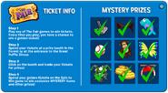 Mystery Prizes 2020
