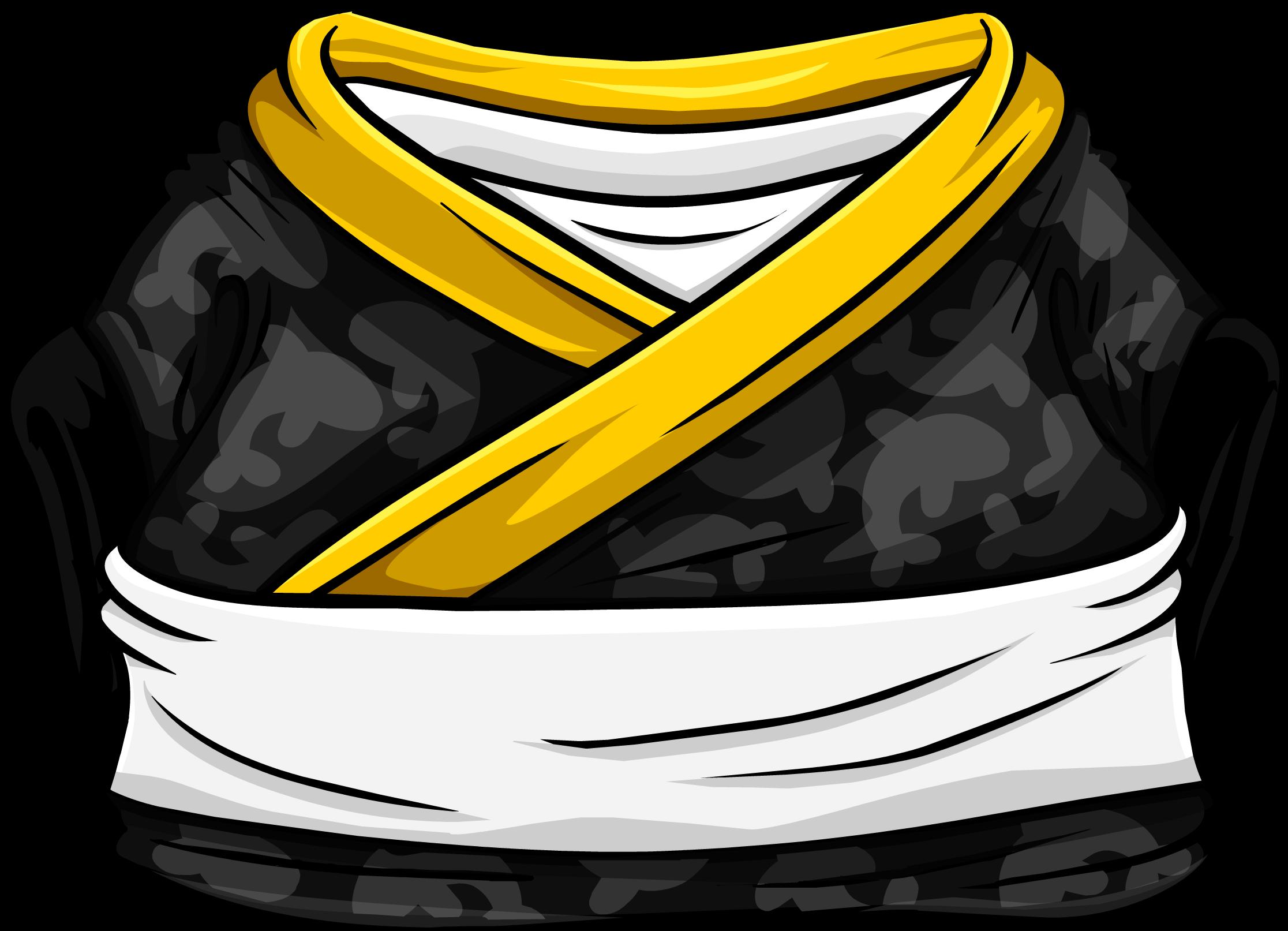 Sushi Master Uniform