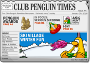 Club Penguin Times Issue 47