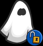 Ghost Costume Unlockable
