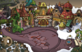 Medieval Party 2020 Town