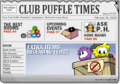 Club Penguin Times Issue 147
