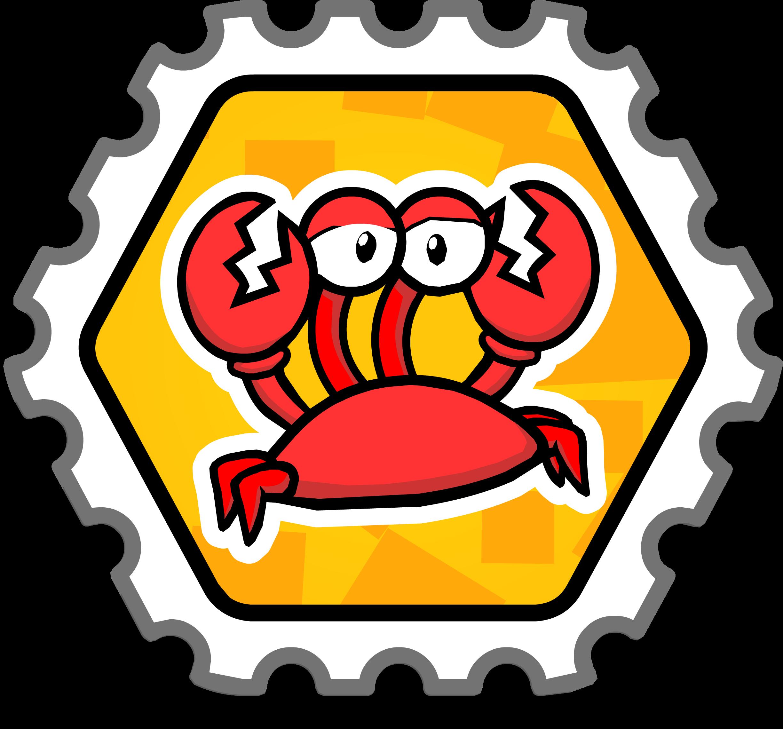 Klutzy Attack Stamp
