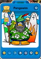 Pengswim Player Card - Medieval Party 2018