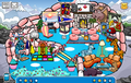 Candy Igloo - Mid February 2020 - Club Penguin Rewritten