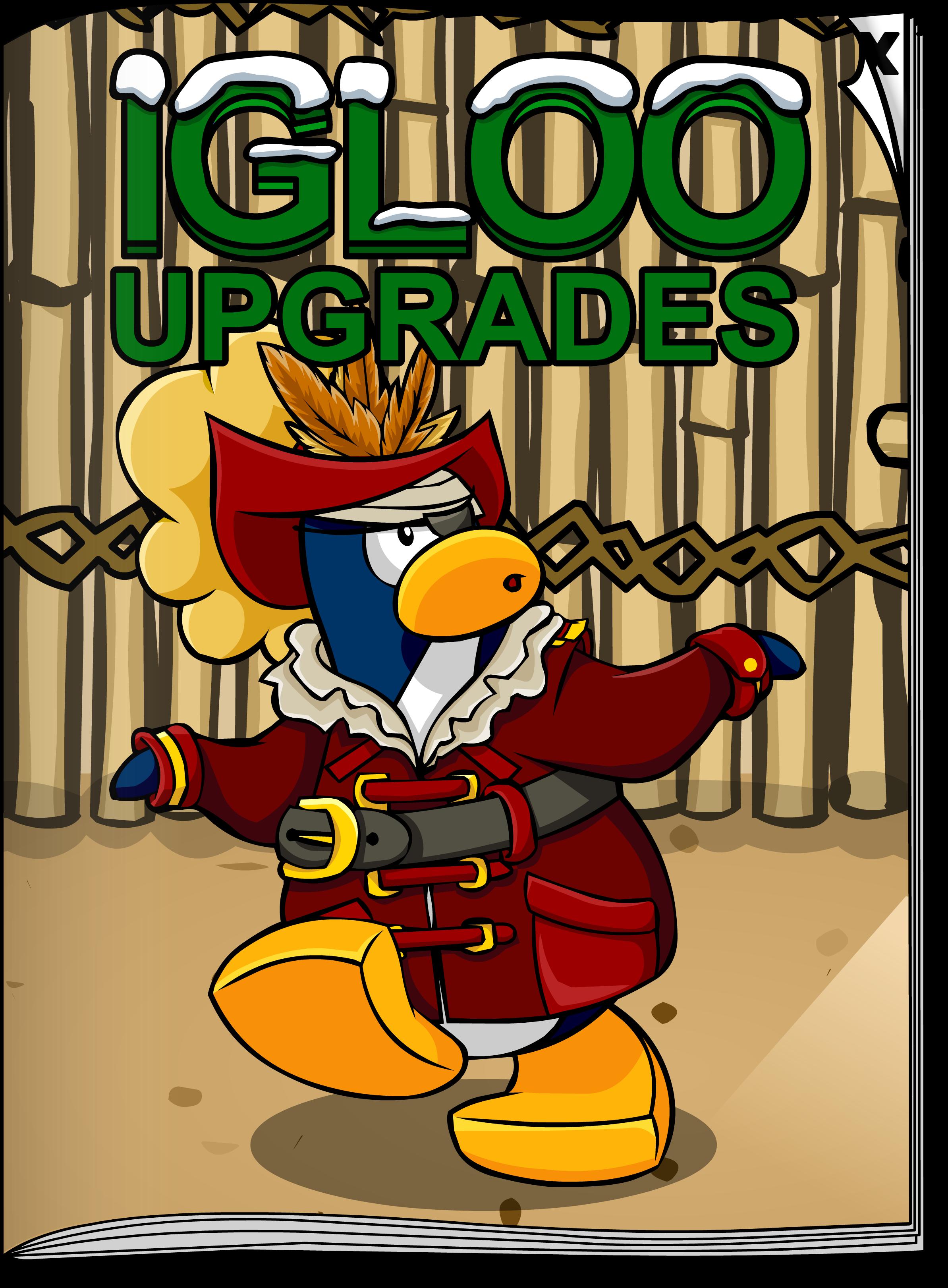 Igloo Upgrades Jun'19