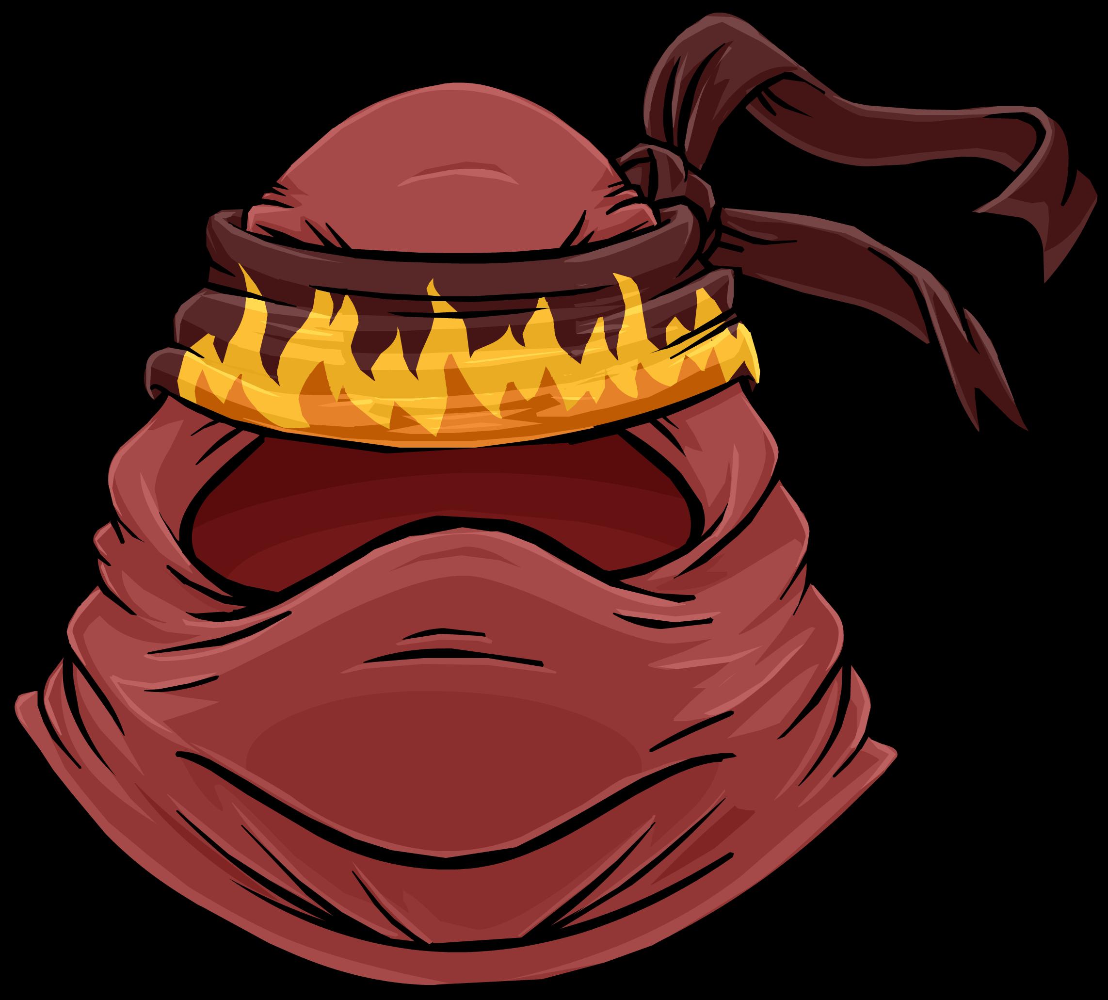Lava Mask
