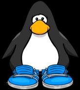 Blue High Tops PC