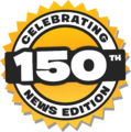 150th Newspaper