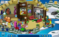Pautemii Igloo - Early September 2017 - Club Penguin Rewritten