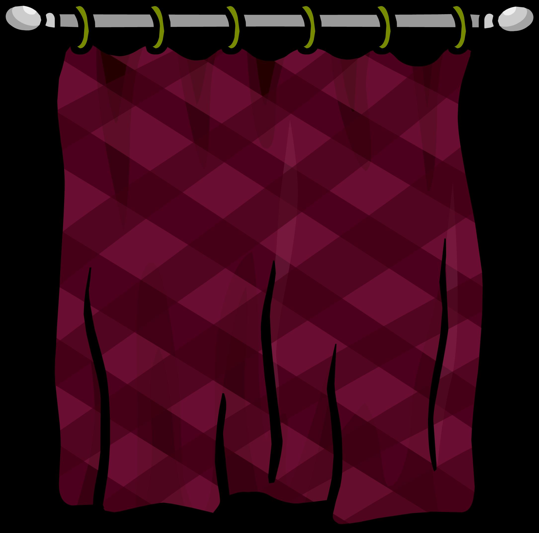 Burgundy Curtains Club Penguin Rewritten Wiki Fandom