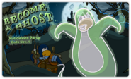 Halloween Party 2018 Ghost Login