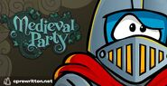 Medieval Party 2019 Splash Art