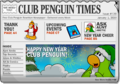 Club Penguin Times Issue 139