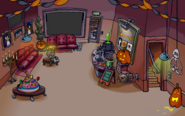 Halloween Party 2017 Coffee Shop