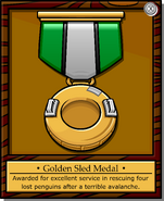 Mission 4 Medal full award