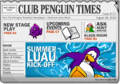Club Penguin Times Issue 121