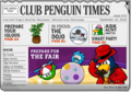 Club Penguin Times Issue 72