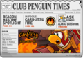 Club Penguin Times Issue 83