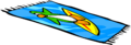 Surf Beach Towel sprite 003