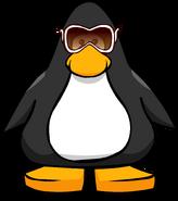White Diva Glasses PC
