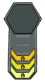 Herbert Security Clearance 3 Pin icon
