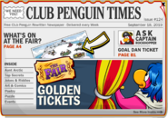 Club Penguin Times Issue 124