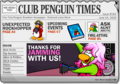 Club Penguin Times Issue 164