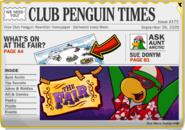 Club Penguin Times Issue 175