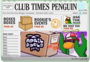 Club Penguin Times Issue 99