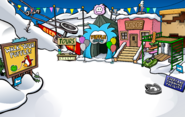 Puffle Party 2018 Ski Village