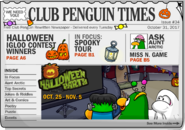 Club Penguin Times Issue 34