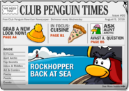 Club Penguin Times Issue 66