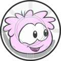 Pufflescape Pink Puffle