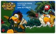 Island Adventure Party 2019 Pre Login