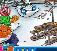 Submarine Party Snow Forts Sneak Peek