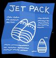 Jet Pack Blueprints