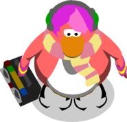 Cadence With Boombox In-game