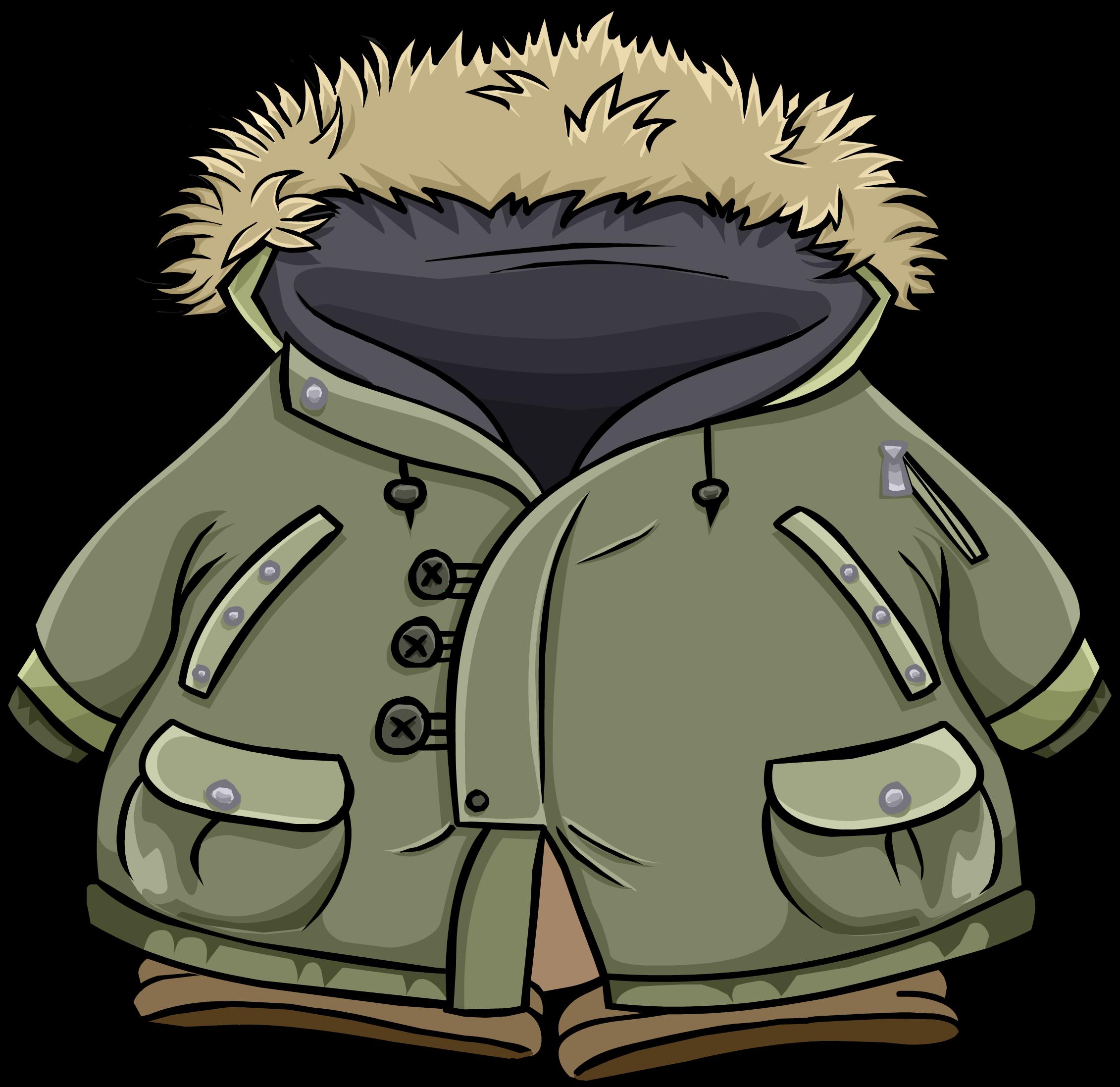 Khaki Expedition Jacket