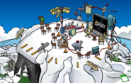 Penguin Play Awards 2020 Ski Hill
