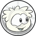 Pufflescape White Puffle
