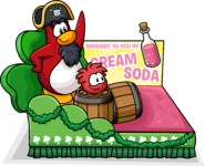Cream Soda float