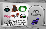 Halloween Party Interface Final