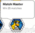 Match master stamp book