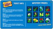 Mystery Prizes 2020 2