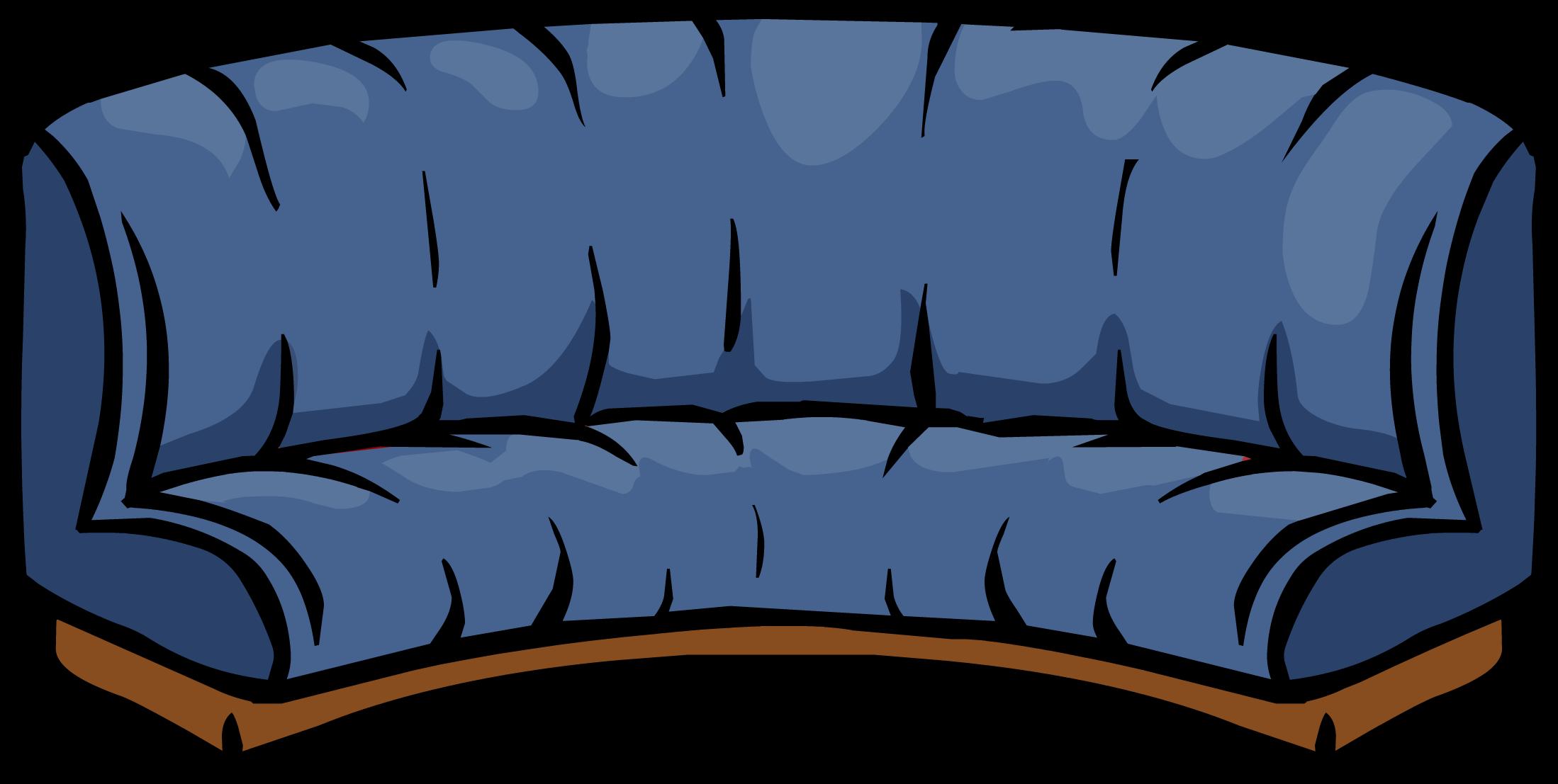 Blue Corner Booth