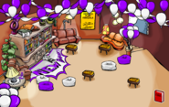 2nd Anniversary Book Room
