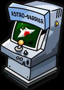 Astro Barrier game machine