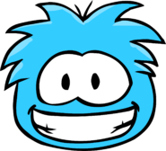 Blue Puffle Old Adopt